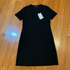 🔥🔥🔥NWT Theory black T shirt Dress